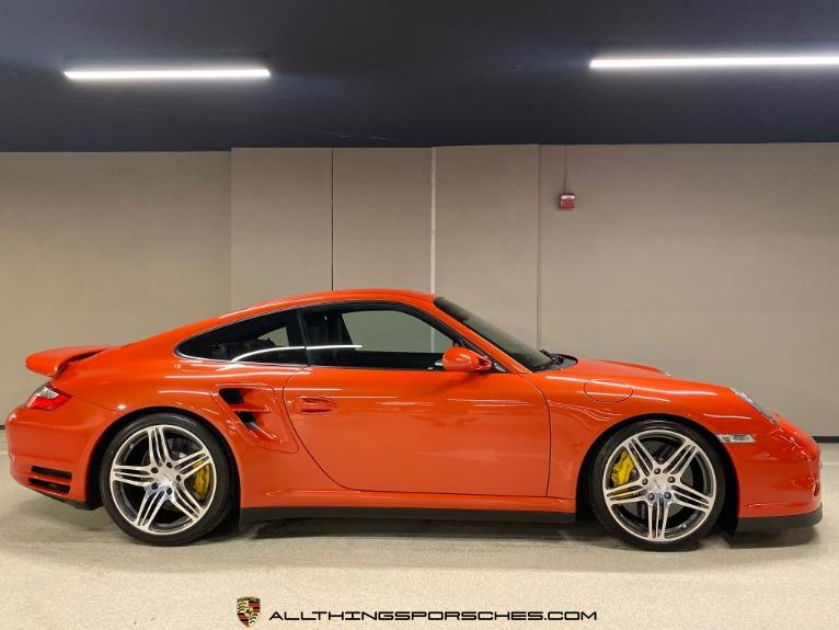 2007 Porsche 911 Turbo Paint to Sample Manual Trans.