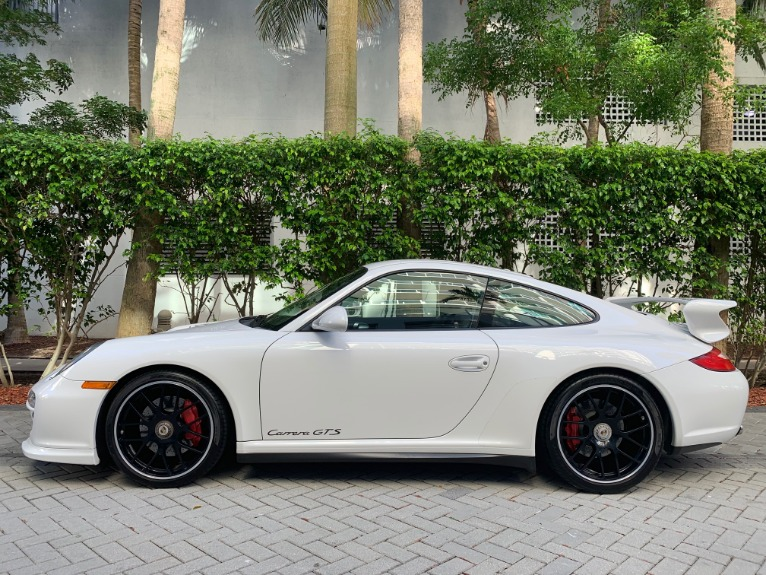 2012 Porsche 911 Carrera GTS Manual Trans.