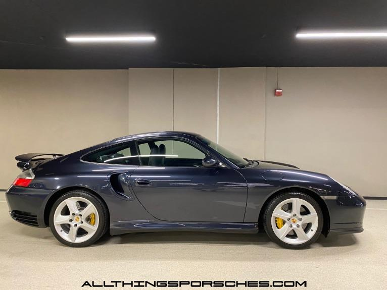 2005 Porsche 911 Turbo S Coupe