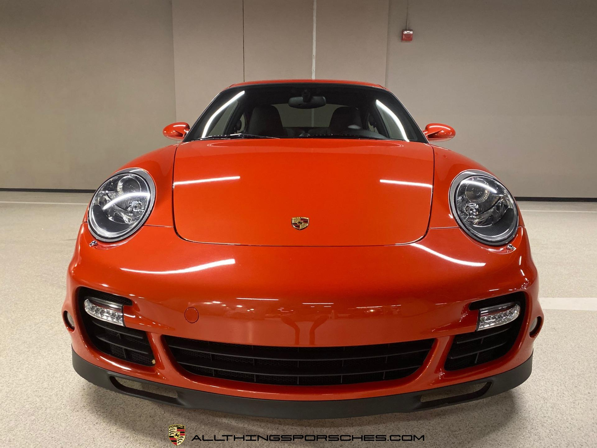 Used-2007-Porsche-911-Turbo-Paint-to-Sample-Manual-Trans