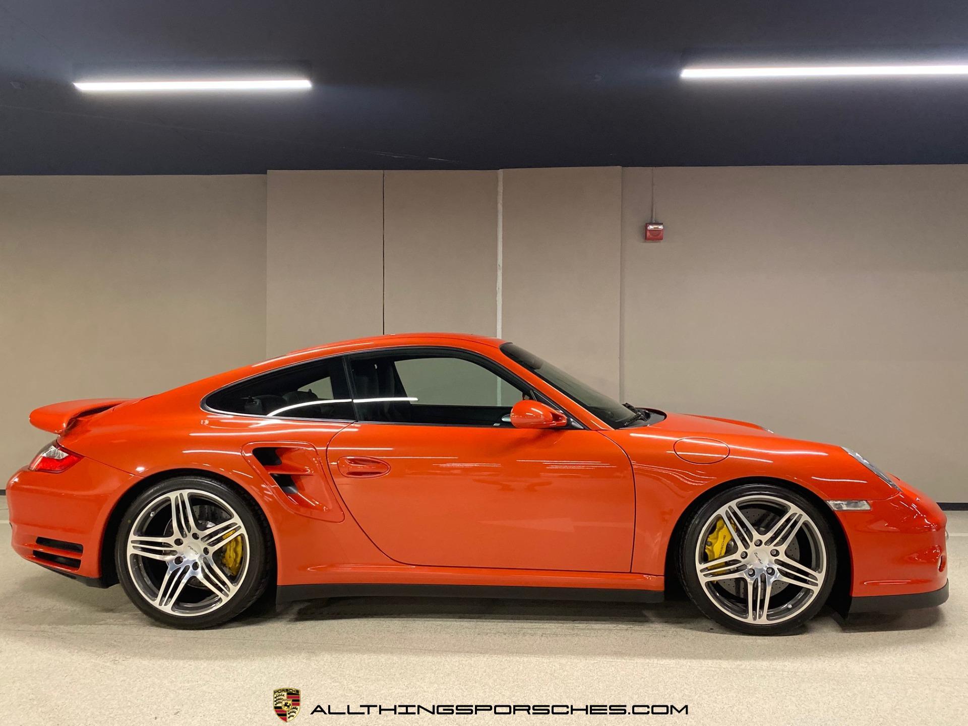 Used 2007 Porsche 911 Turbo | North Miami Beach, FL