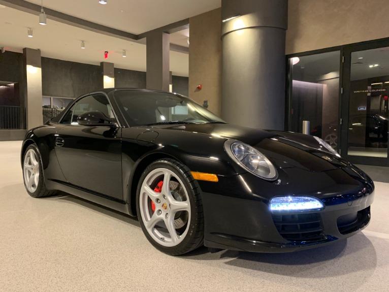 Used-2009-Porsche-911-Carrera-S-Convertible-Manual-Transmission