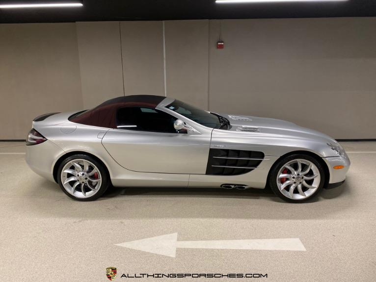 Used-2009-Mercedes-Benz-SLR-Convertible