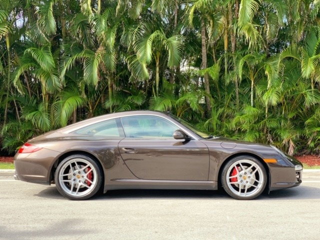 Used-2009-Porsche-911-9972-Targa-4S-Manual-Trans