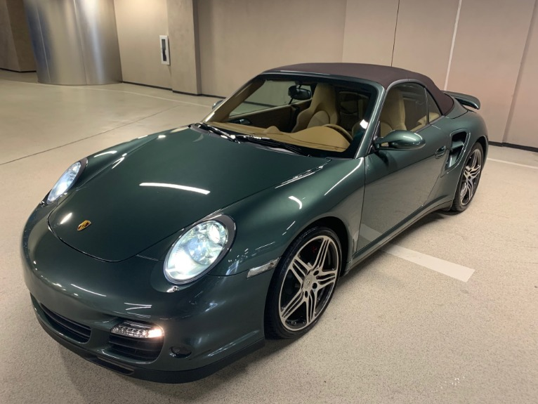 Used-2009-Porsche-911-Turbo-Cabriolet-Manual-Trans