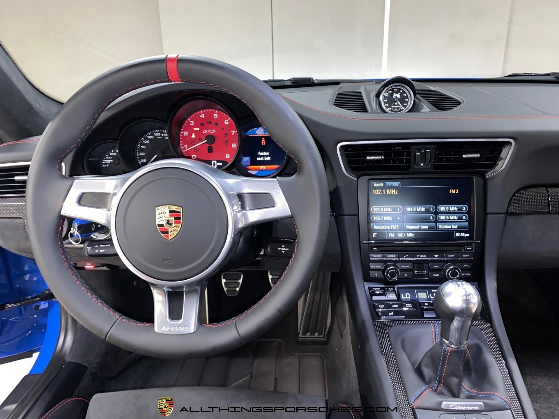 Used-2016-Porsche-911-Carrera-GTS-Club-Coupe-Manual-Trans