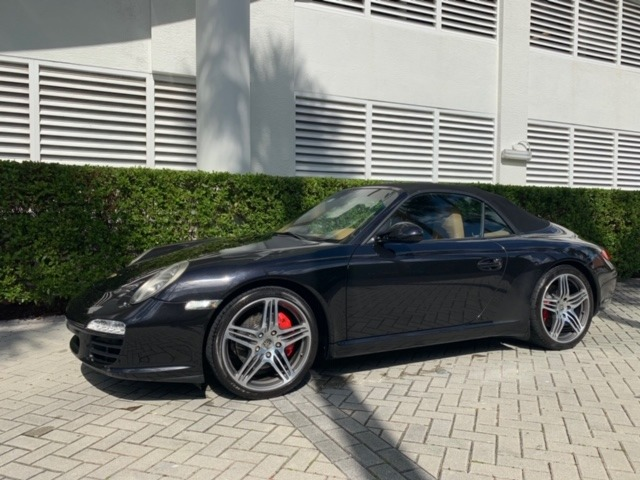 Used-2009-Porsche-911-Carrera-S-Cabriolet-Manual-Trans