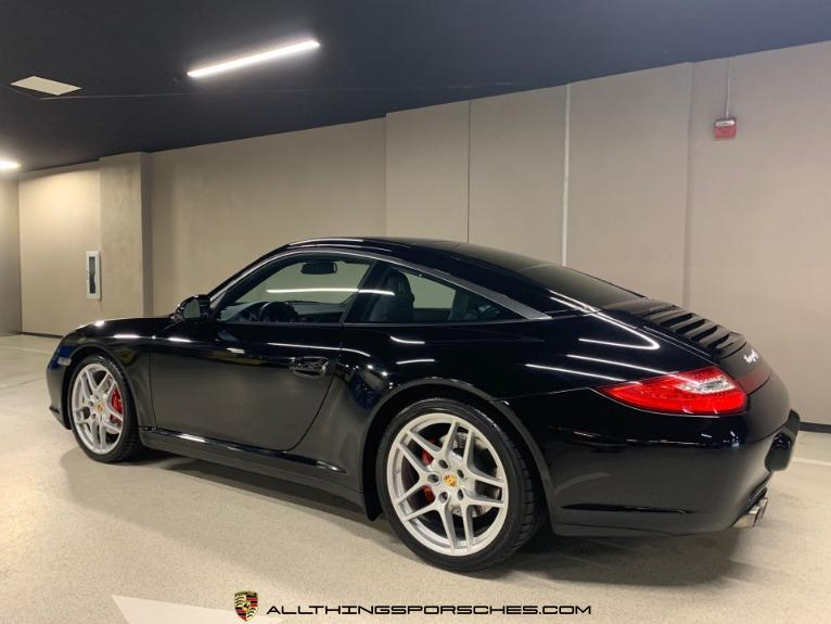 Used-2010-Porsche-911-Targa-4S-Manual-Trans