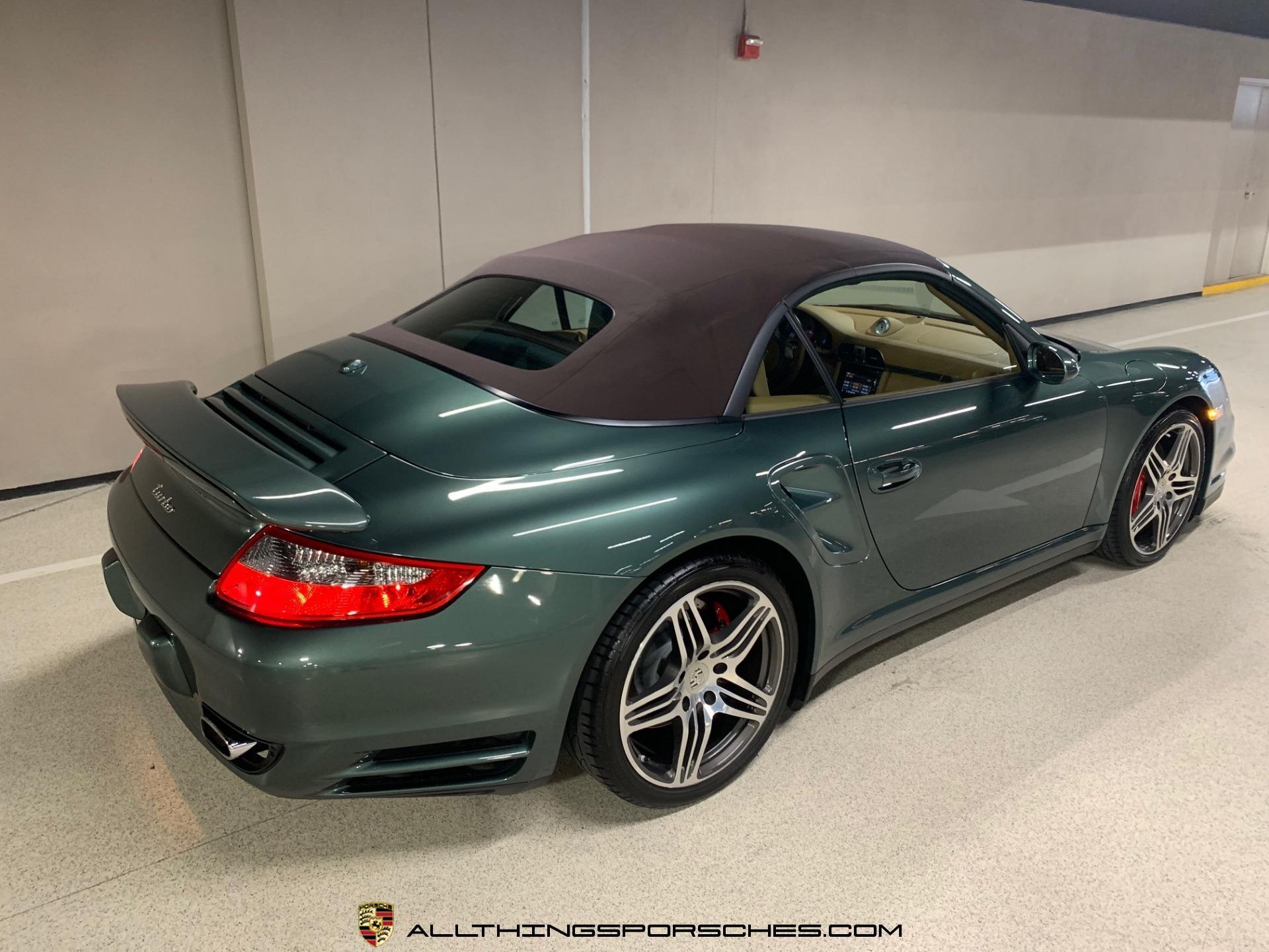 Used-2009-Porsche-911-Turbo-Cabriolet-Manual-Trans