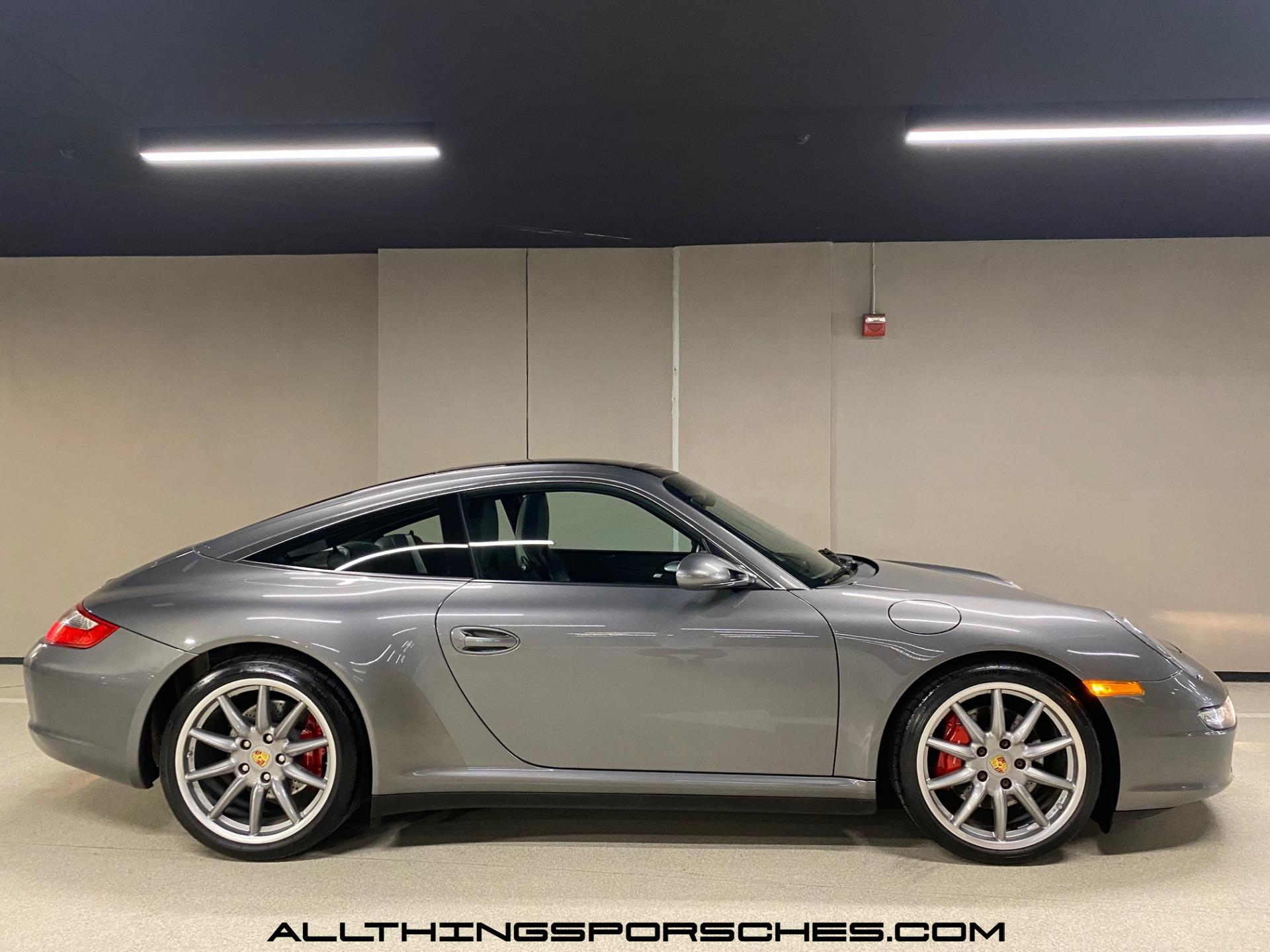 Used 2007 Porsche 911 Targa 4S | North Miami Beach, FL