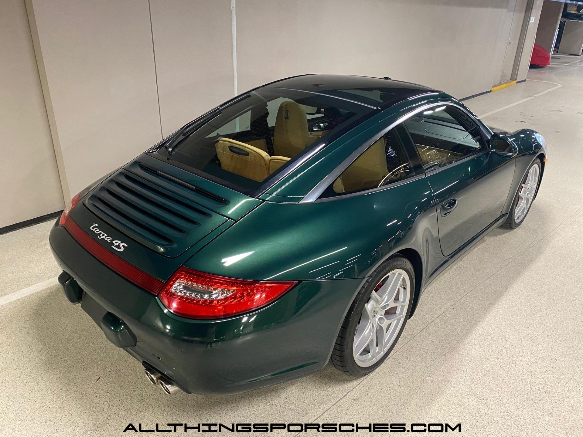 Used-2011-Porsche-911-Targa-4S