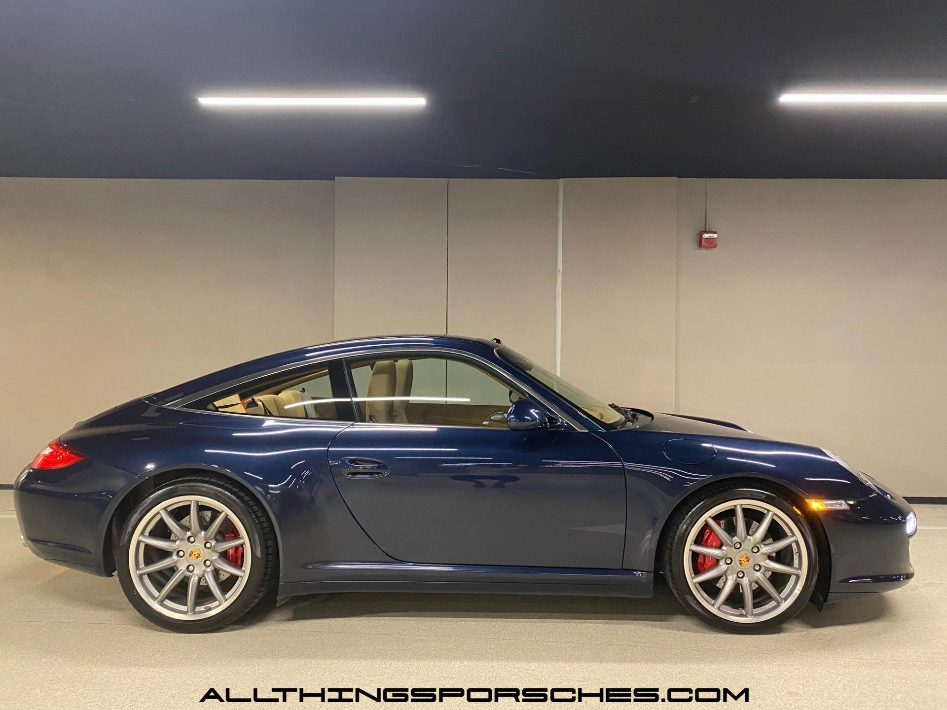 Used 2011 Porsche 911 Targa 4S | North Miami Beach, FL