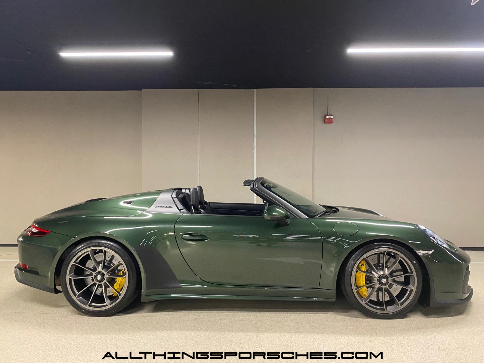 Used 2019 Porsche 911 Speedster | North Miami Beach, FL