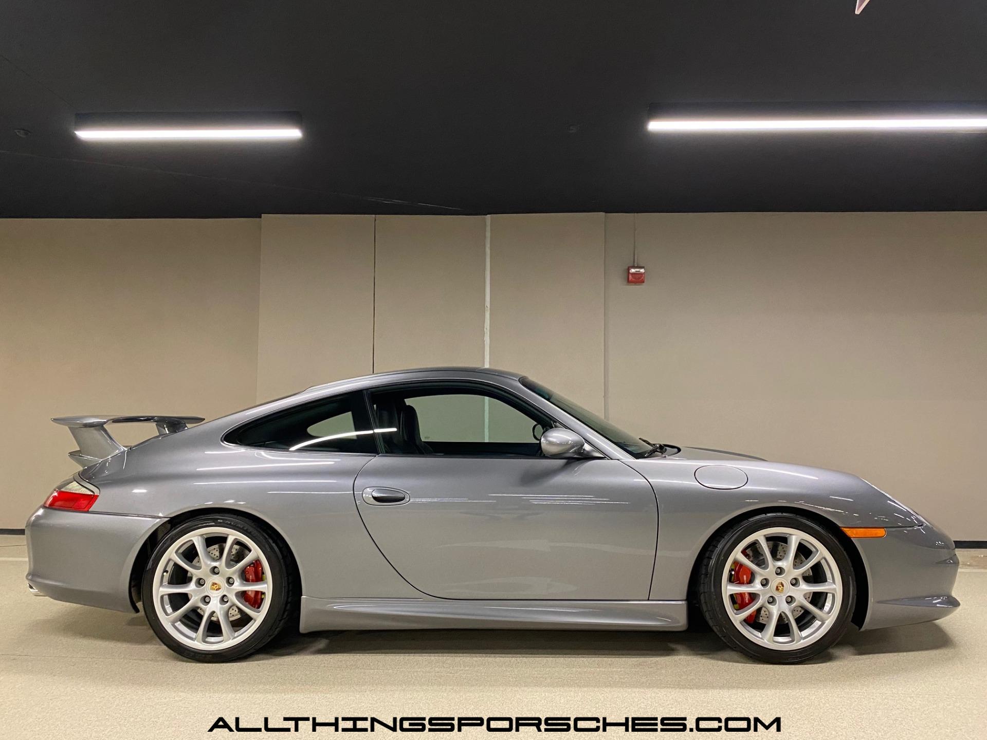 Used 2004 Porsche 911 GT3 | North Miami Beach, FL