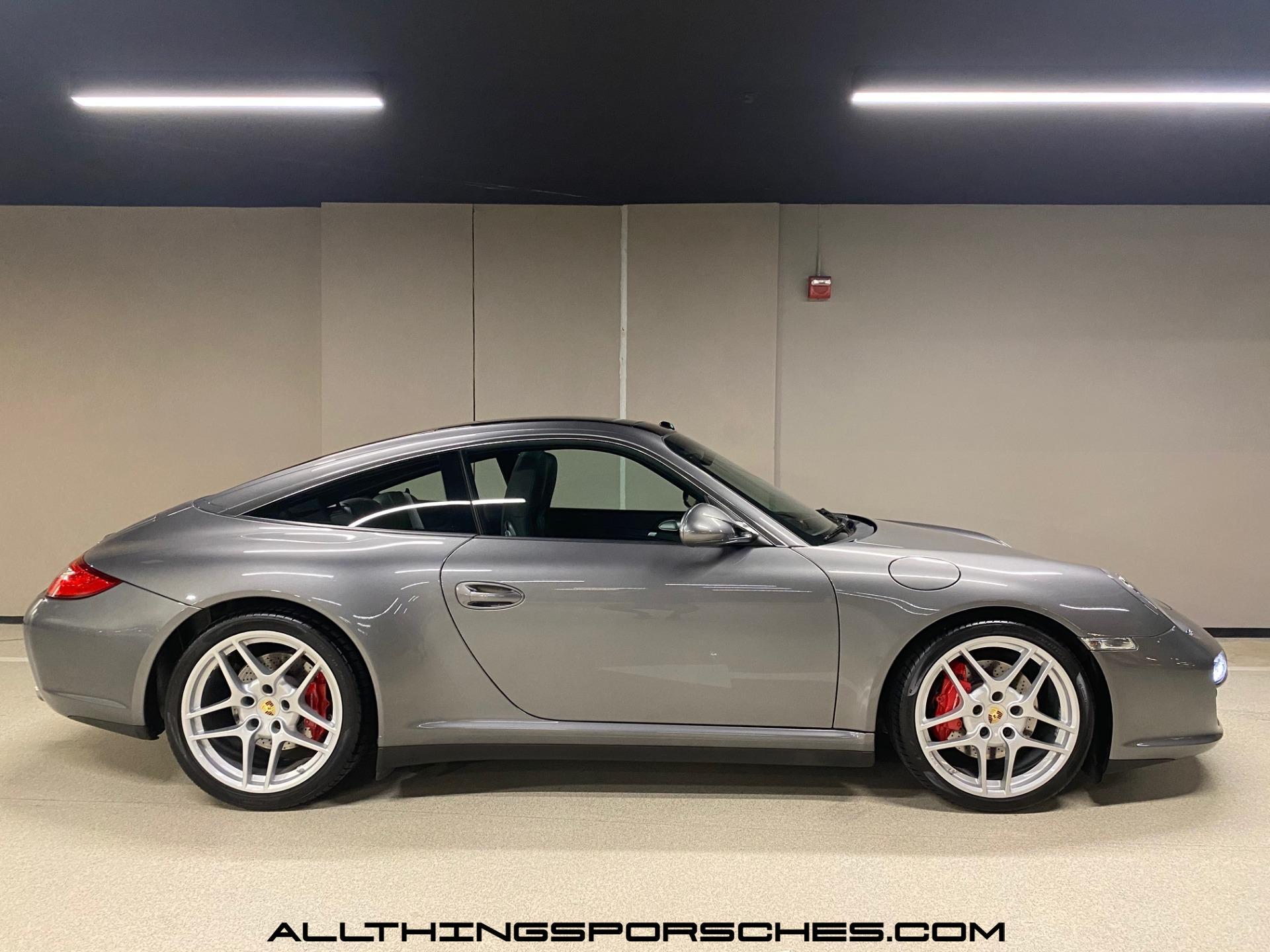 Used 2012 Porsche 911 Targa 4S   North Miami Beach, FL