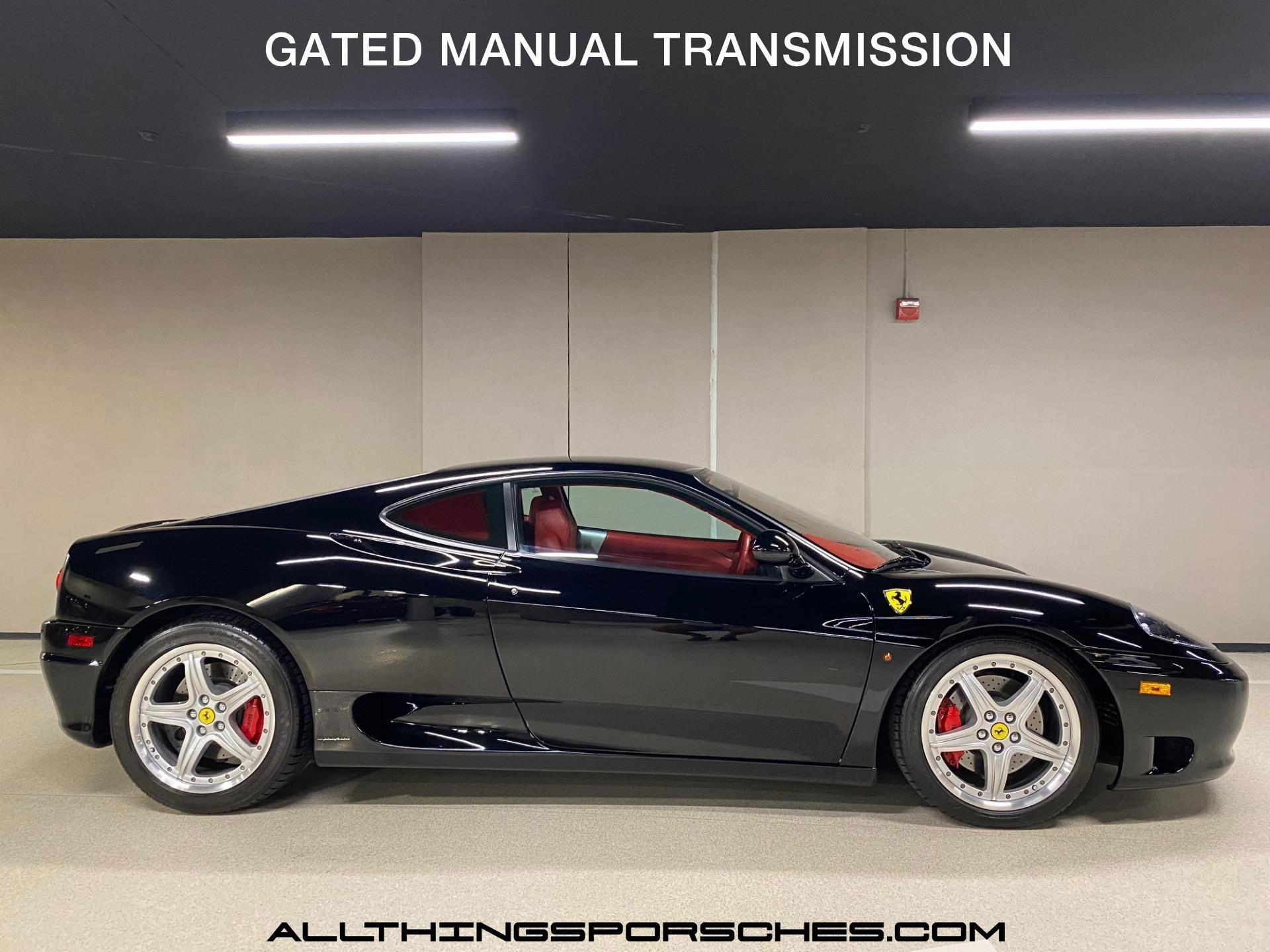 Used 2004 Ferrari 360 Modena    North Miami Beach, FL