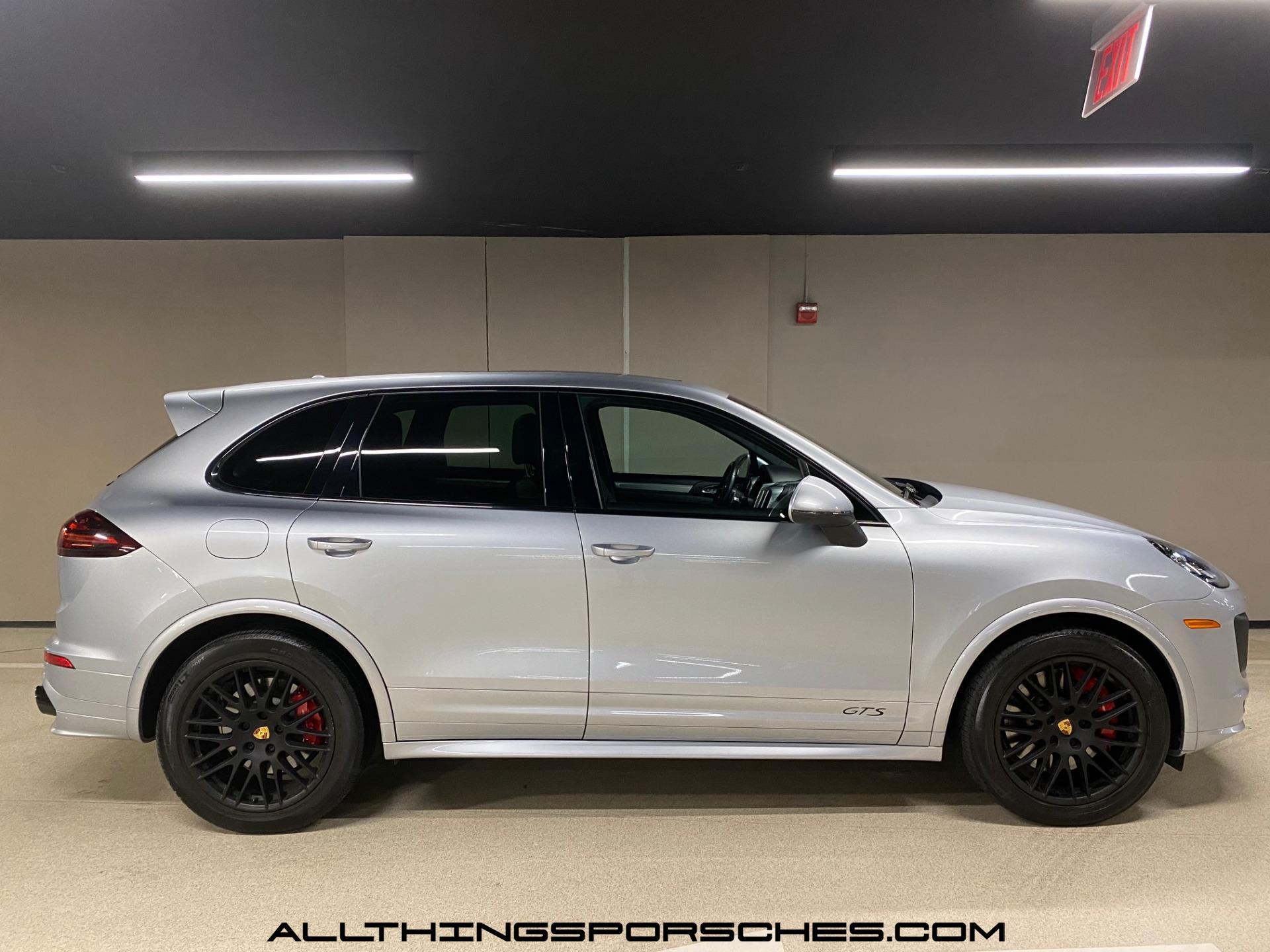 Used 2017 Porsche Cayenne GTS | North Miami Beach, FL