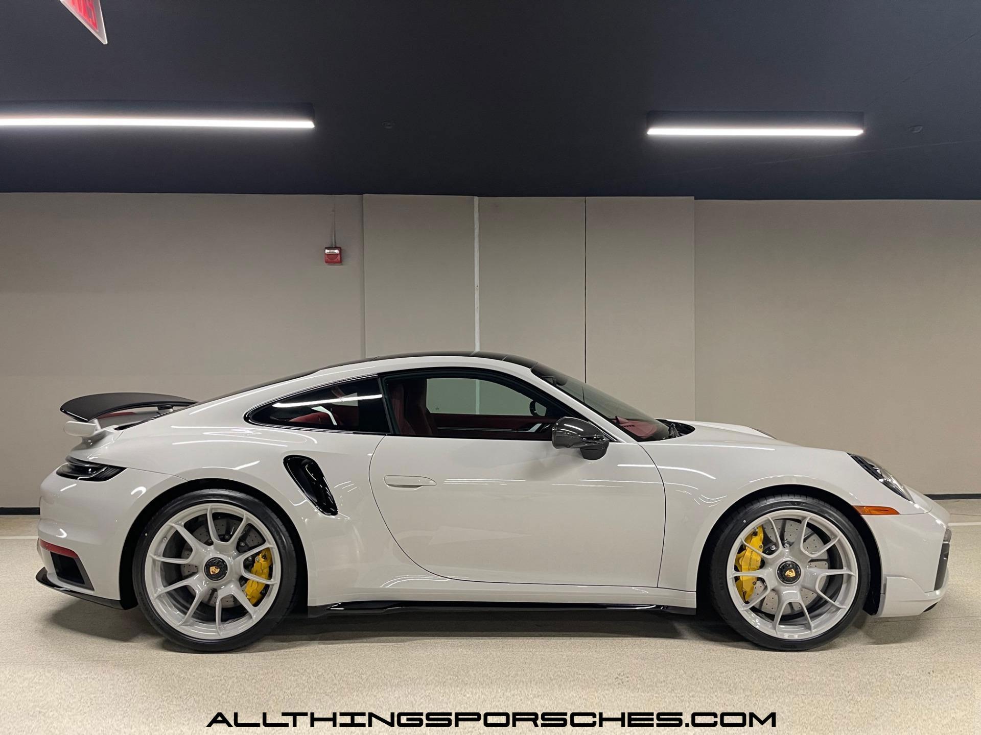 Used 2021 Porsche 911 Turbo S | North Miami Beach, FL