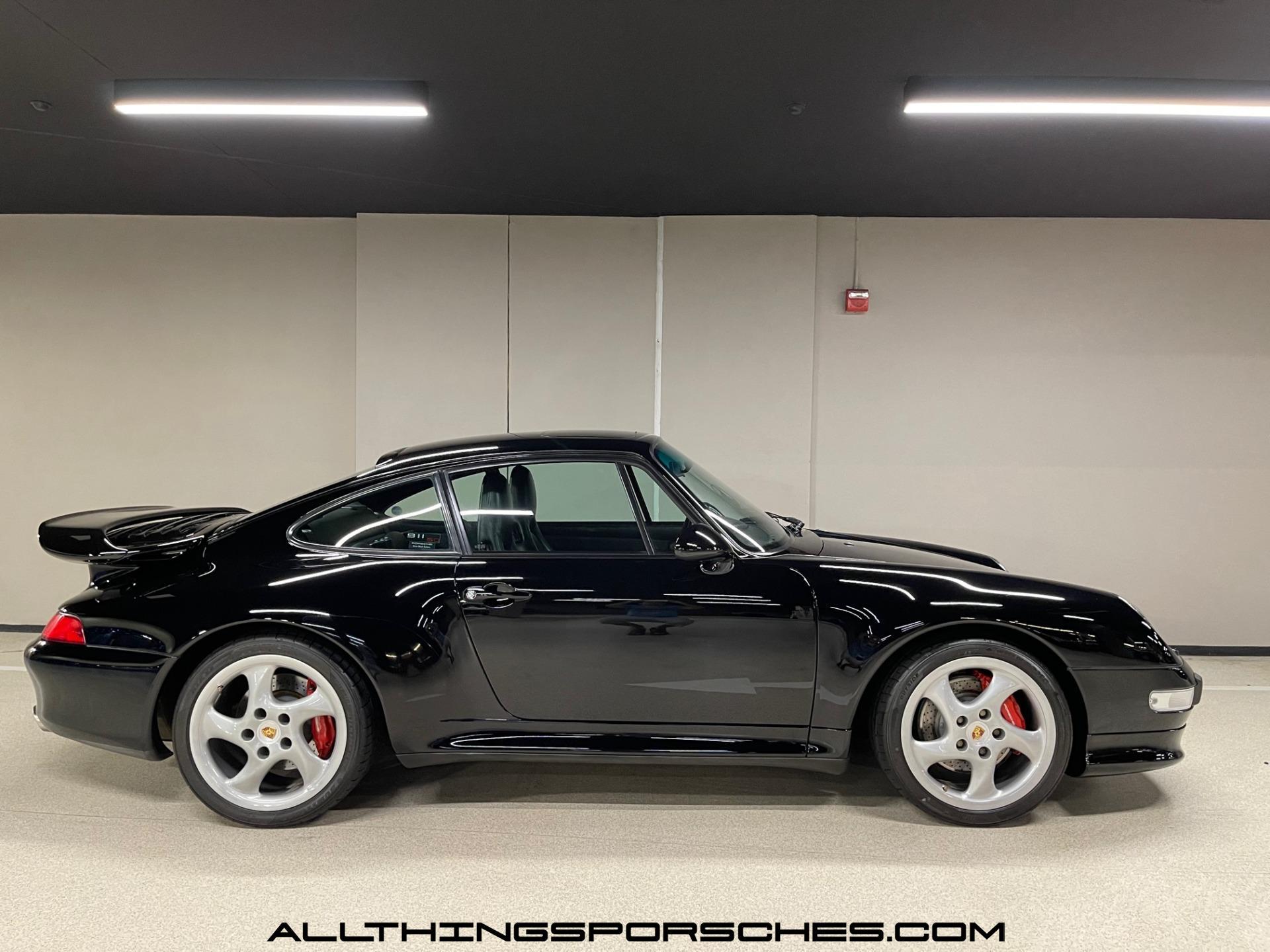 Used 1996 Porsche 911 Carrera 4S | North Miami Beach, FL
