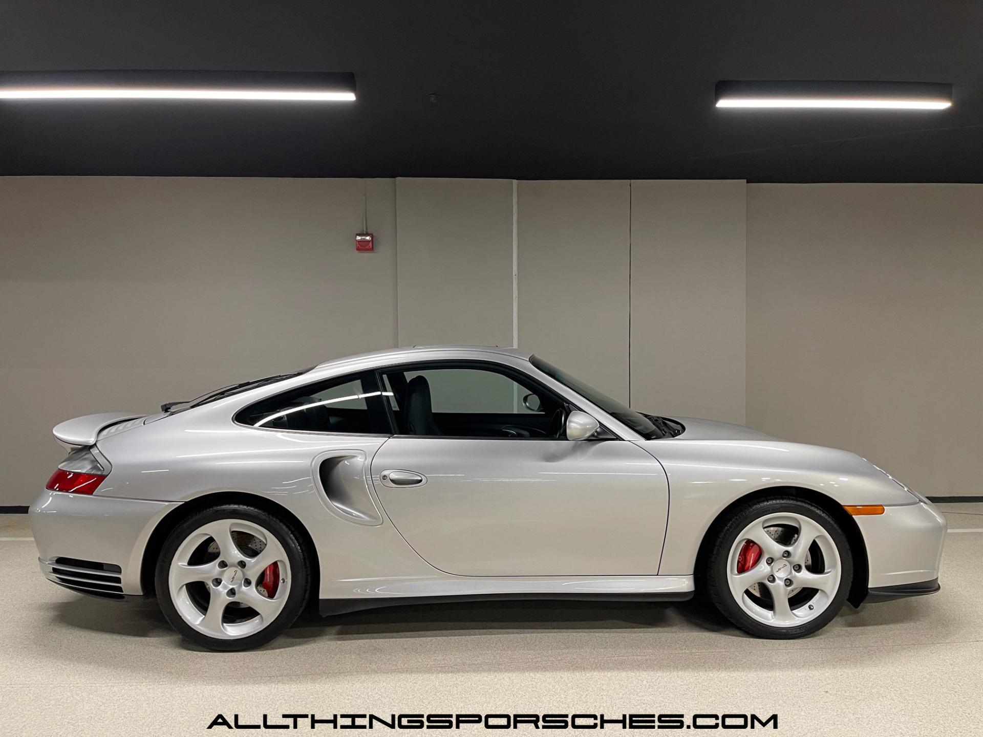 Used 2003 Porsche 911 Turbo   North Miami Beach, FL