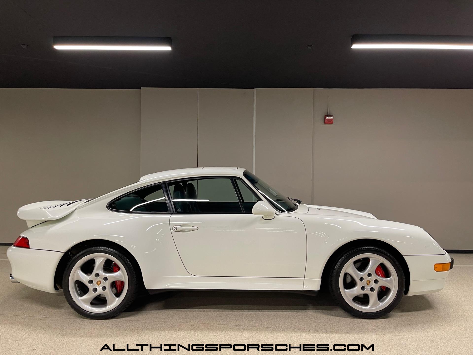 Used 1996 Porsche 911 Turbo | North Miami Beach, FL