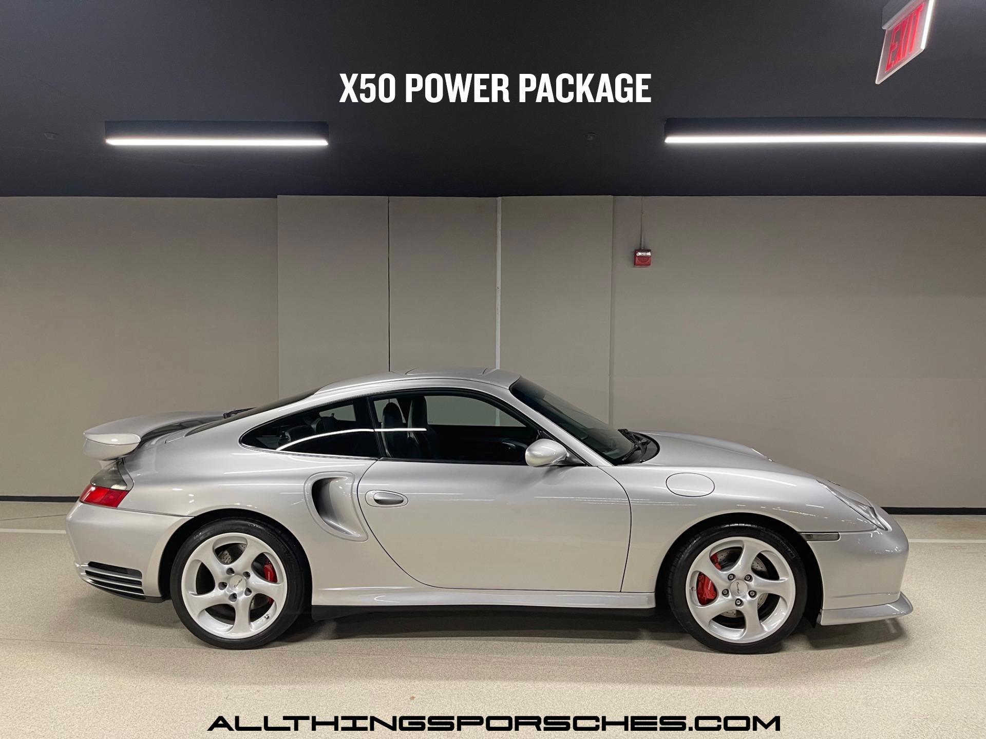 Used 2002 Porsche 911 Turbo   North Miami Beach, FL