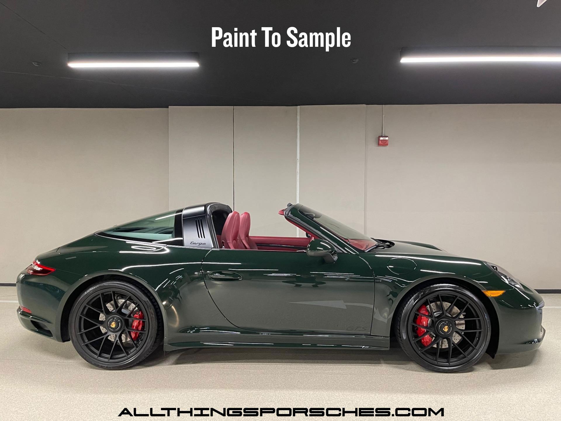Used 2019 Porsche 911 Targa 4 GTS | North Miami Beach, FL