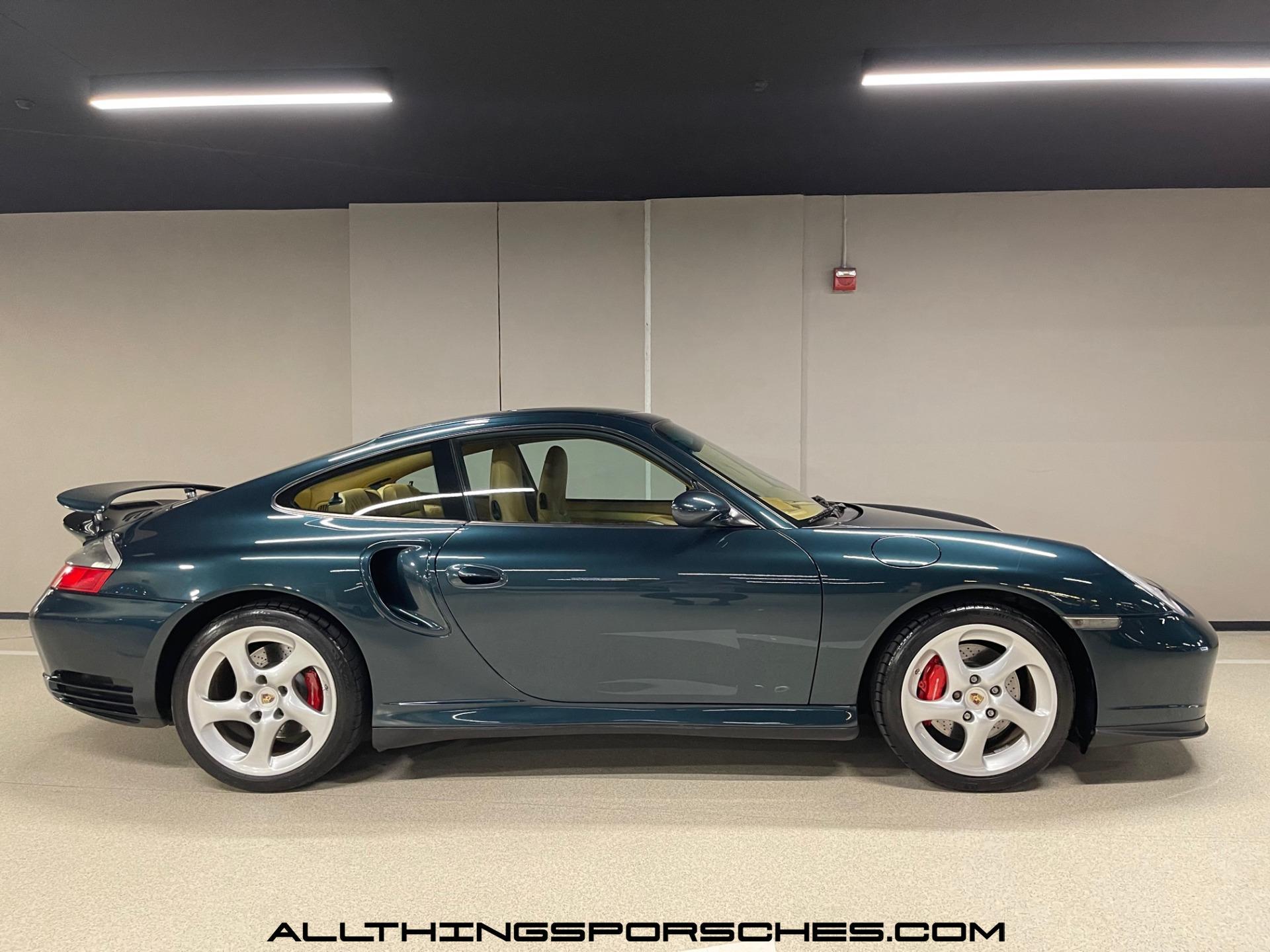 Used 2004 Porsche 911 Turbo | North Miami Beach, FL