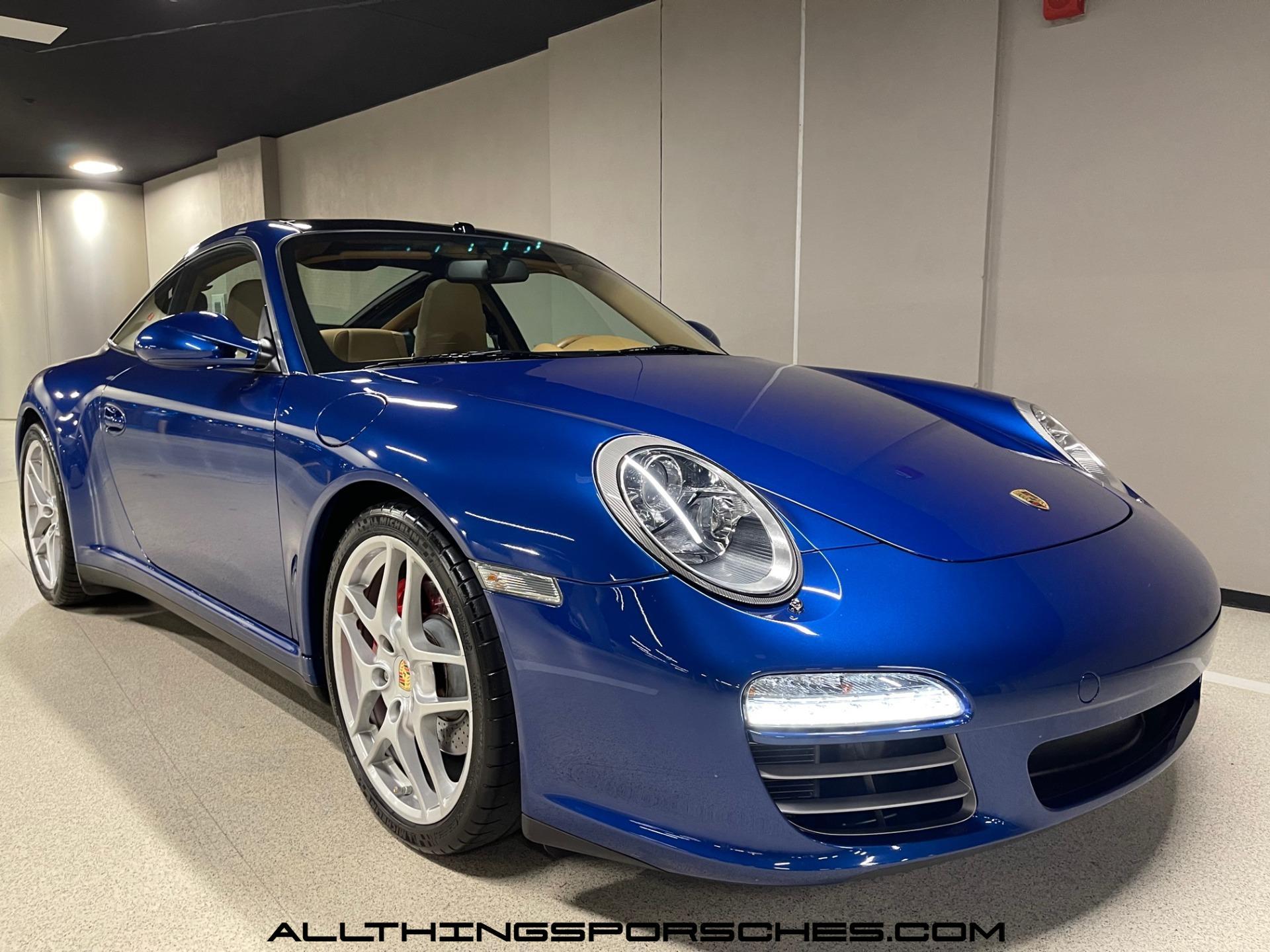 Used-2009-Porsche-911-Targa-4S