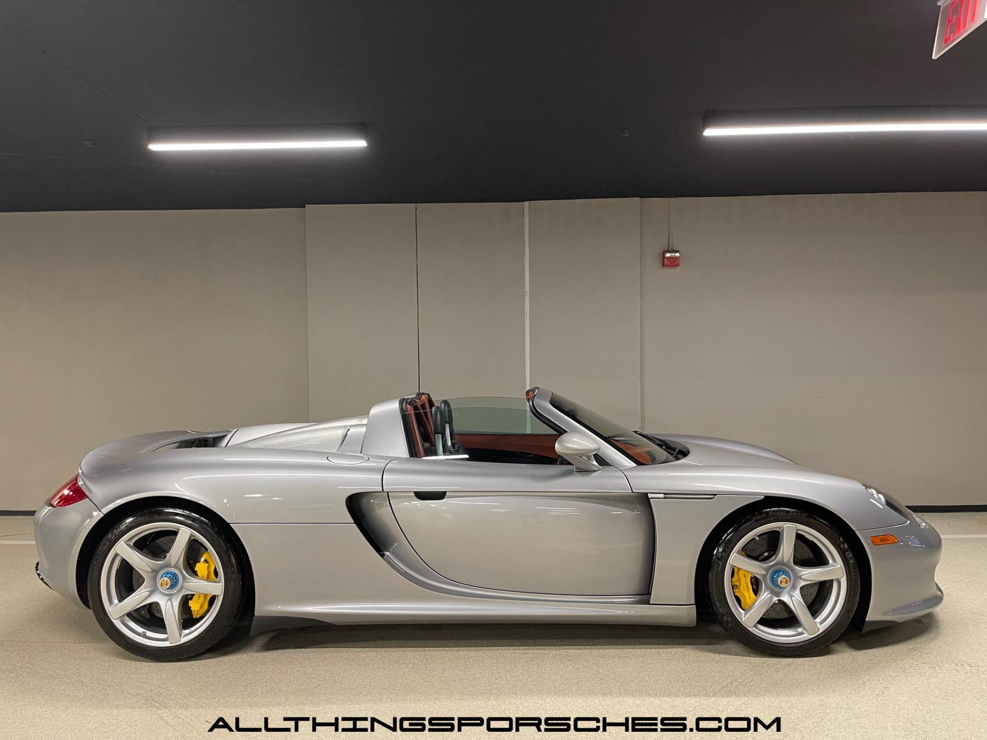 Used 2005 Porsche Carrera GT  | North Miami Beach, FL