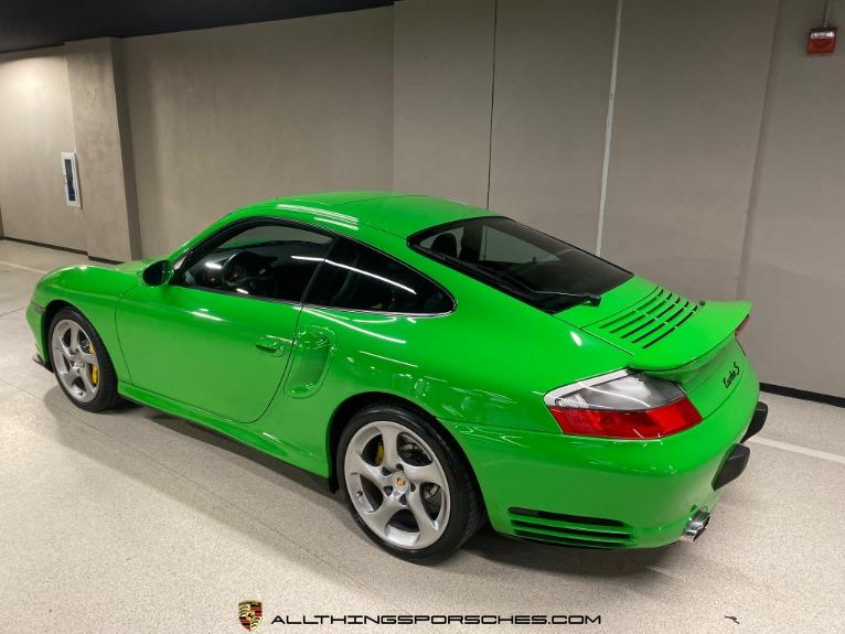 Used-2005-Porsche-911-Turbo-S-Coupe-Paint-to-Sample